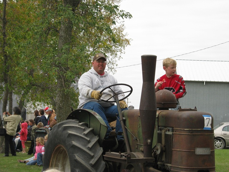 Fullerton Threshing Show 2011