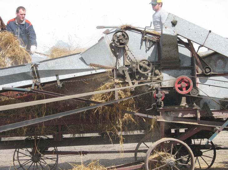 Threshing Show 2011