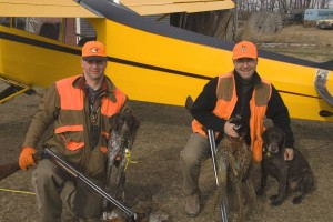 Fullerton North Dakota pheasant hunting